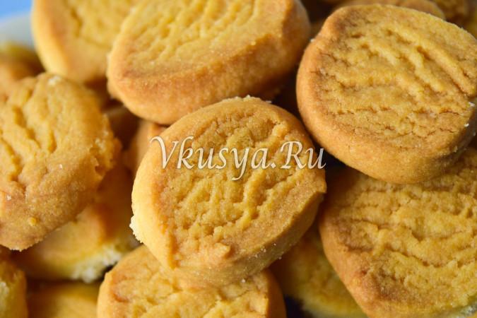 Рассыпчатое печенье «Тающие моменты»