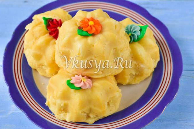 Сырники на пару