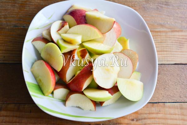 Сок из яблок на зиму-2