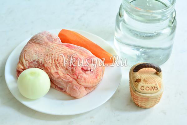 Куриный бульон-1