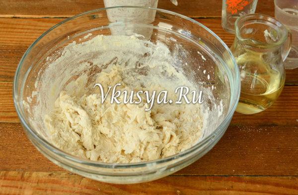 Тесто для беляшей-3