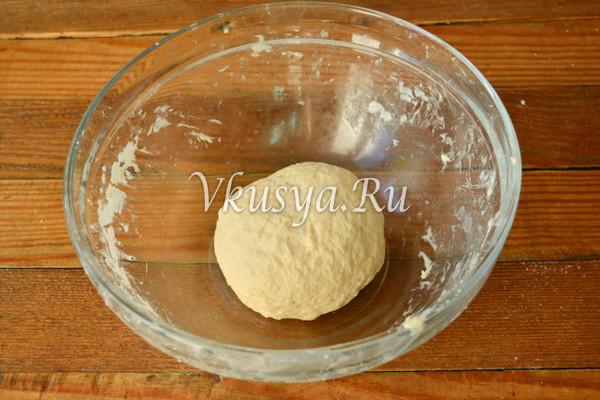 Тесто для беляшей-5