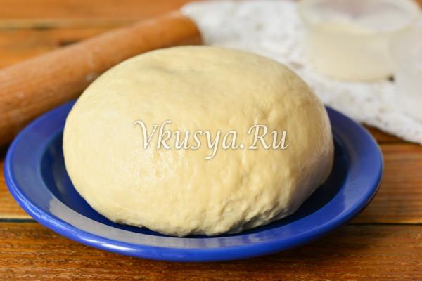 Тесто для беляшей-6