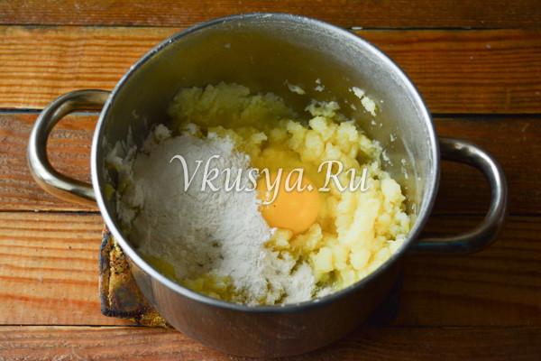 Ленивые вареники из картофеля-4