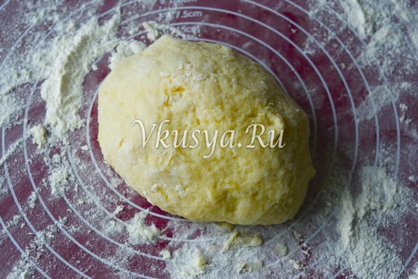 Ленивые вареники из картофеля-5