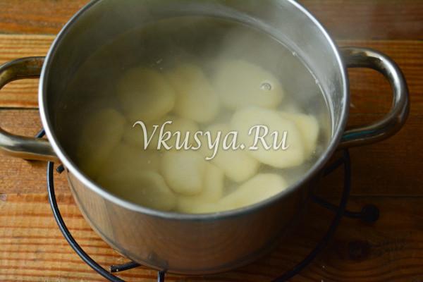 Ленивые вареники из картофеля-6