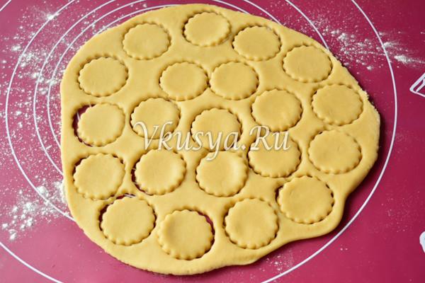 Печенье на майонезе-6