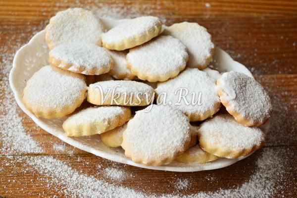 Печенье на майонезе-9
